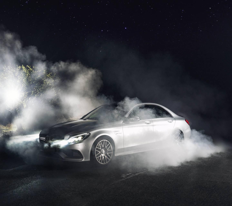 Smoked Benz