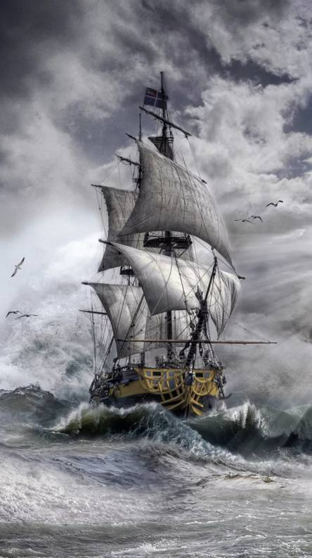 Ship Wallpapers - Free by ZEDGE™