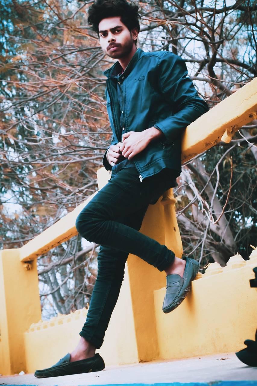 Stylish boy pic