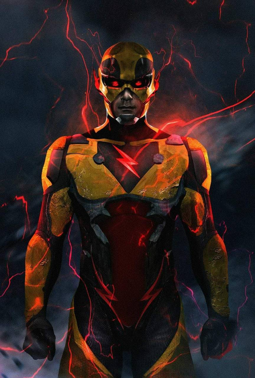 Reverse Flash Wallpaper By Ordem E Progresso 01 Free On Zedge