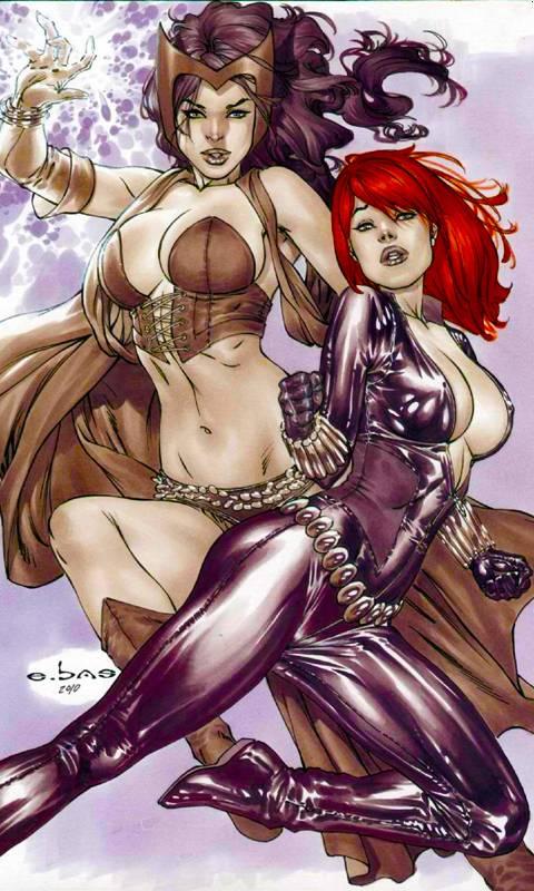 Wanda And Natasha
