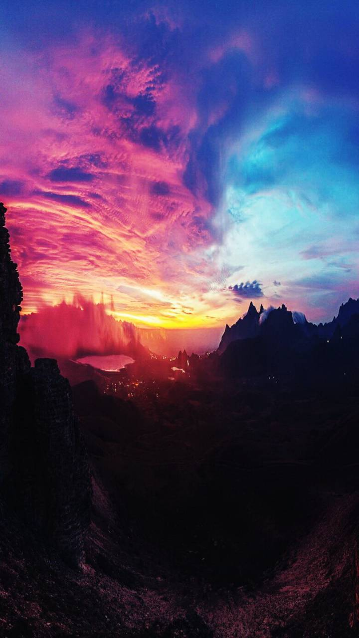 Magical View