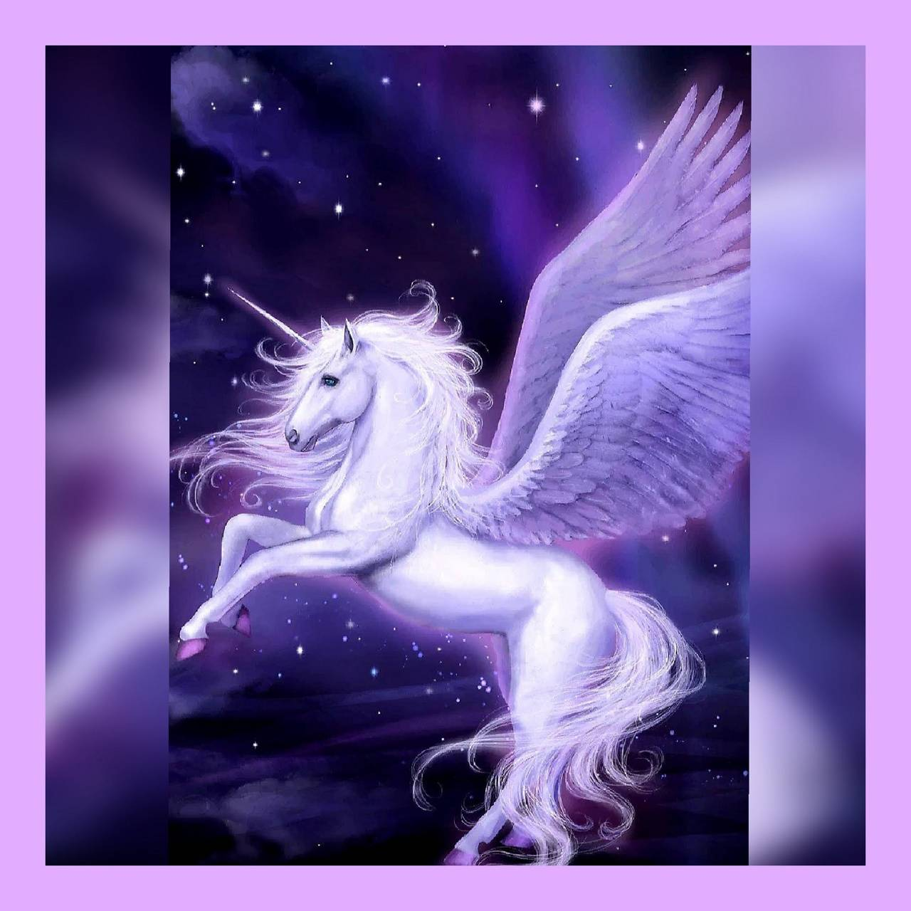 Fantasy unicorns