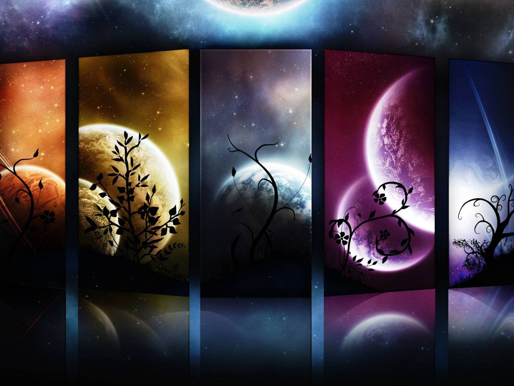 Our Space Planets