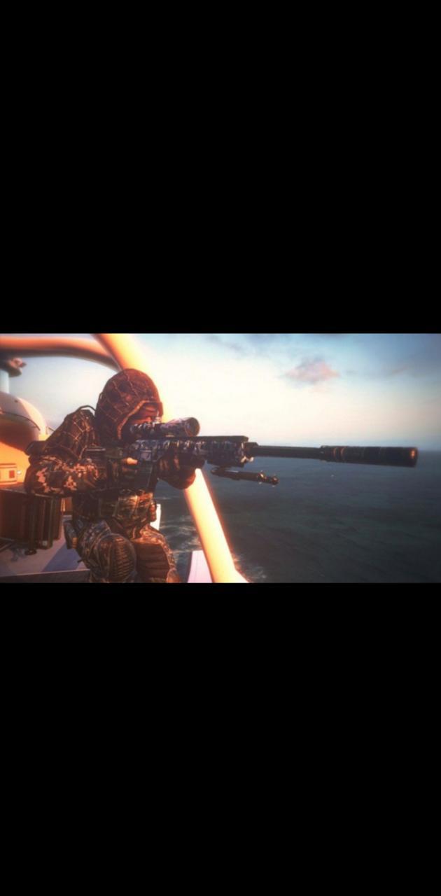 Black ops 2 sniper