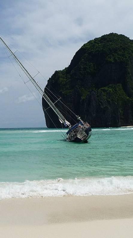 Maya Sail