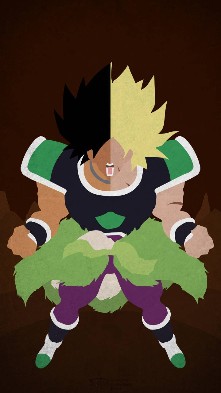 Fury and SSJ Broly