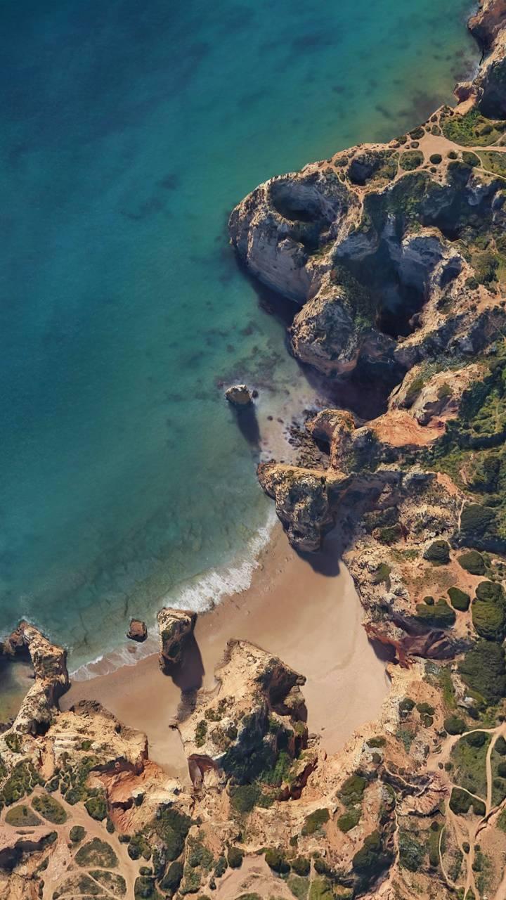 Calming Coastline