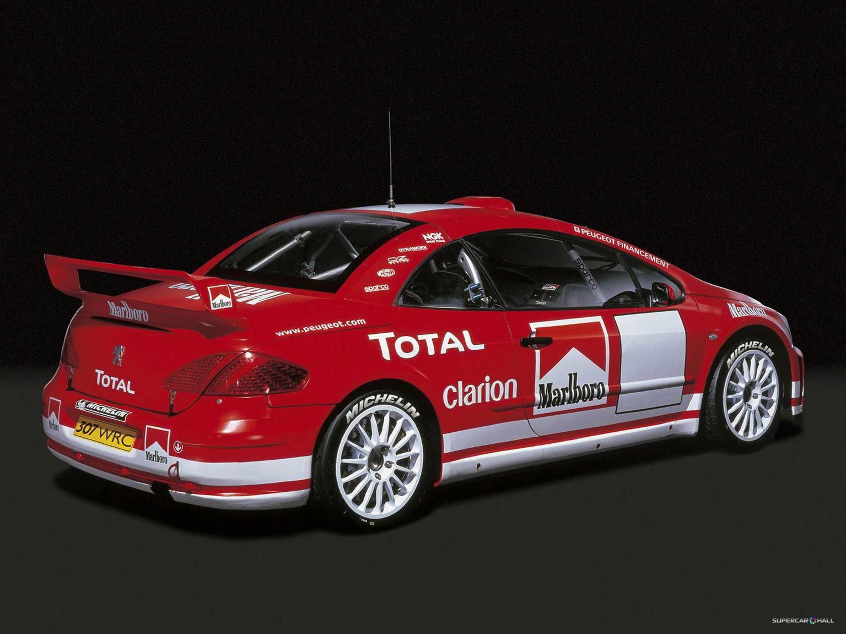 Peugeot 307 Rally