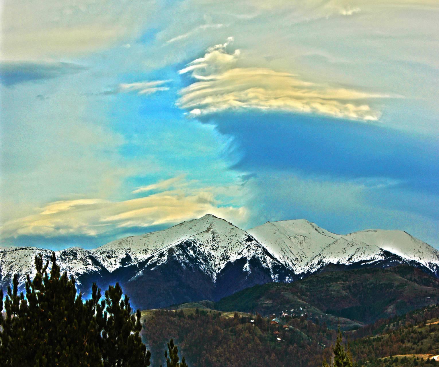 Mountain Rila