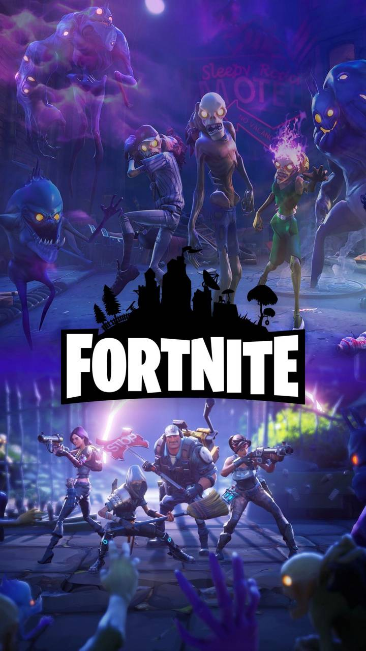 Fortnite wallpaper by x3nster - 0b