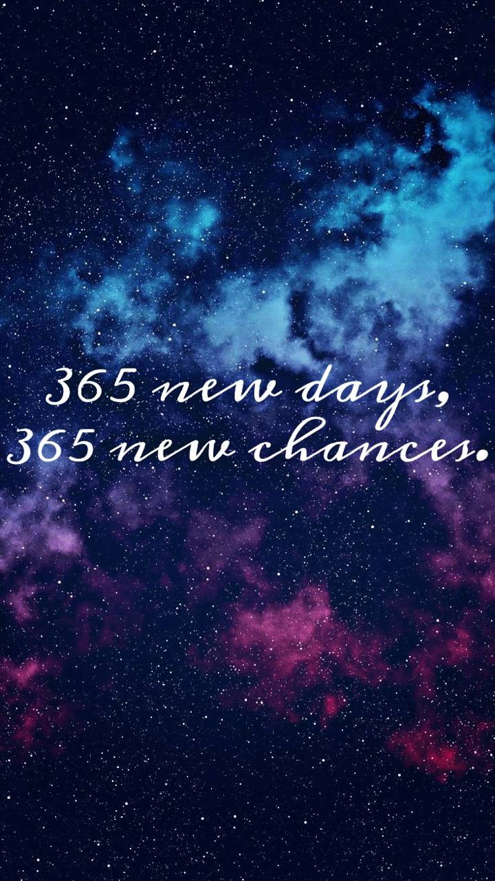 365 New Chances