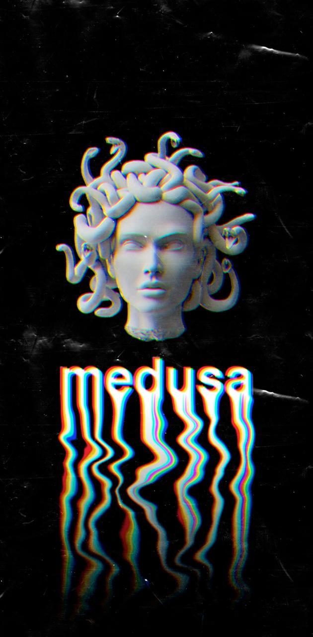 Medusa Walpaper iPhone