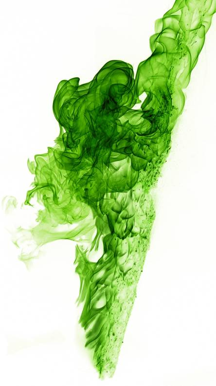Green Flame Wallpapers