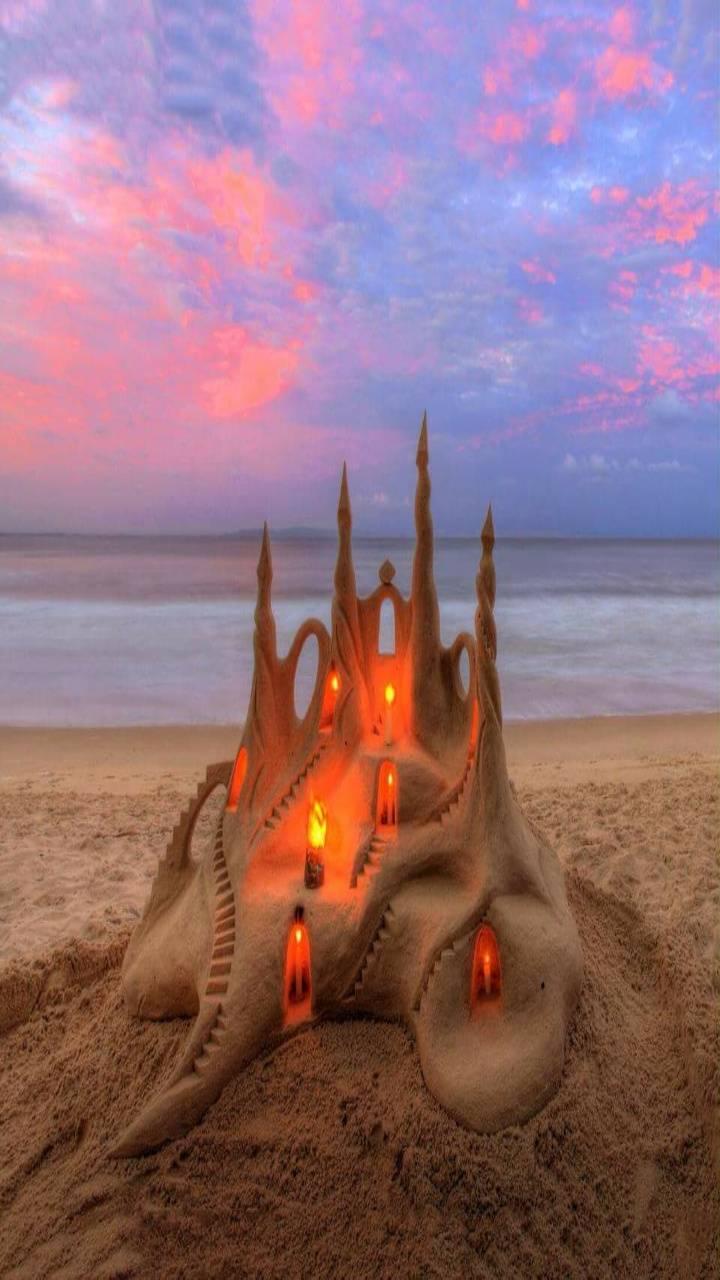 Magic Sand Castle