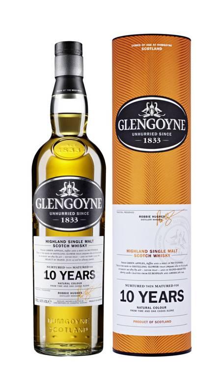 Glengoyne Scotch