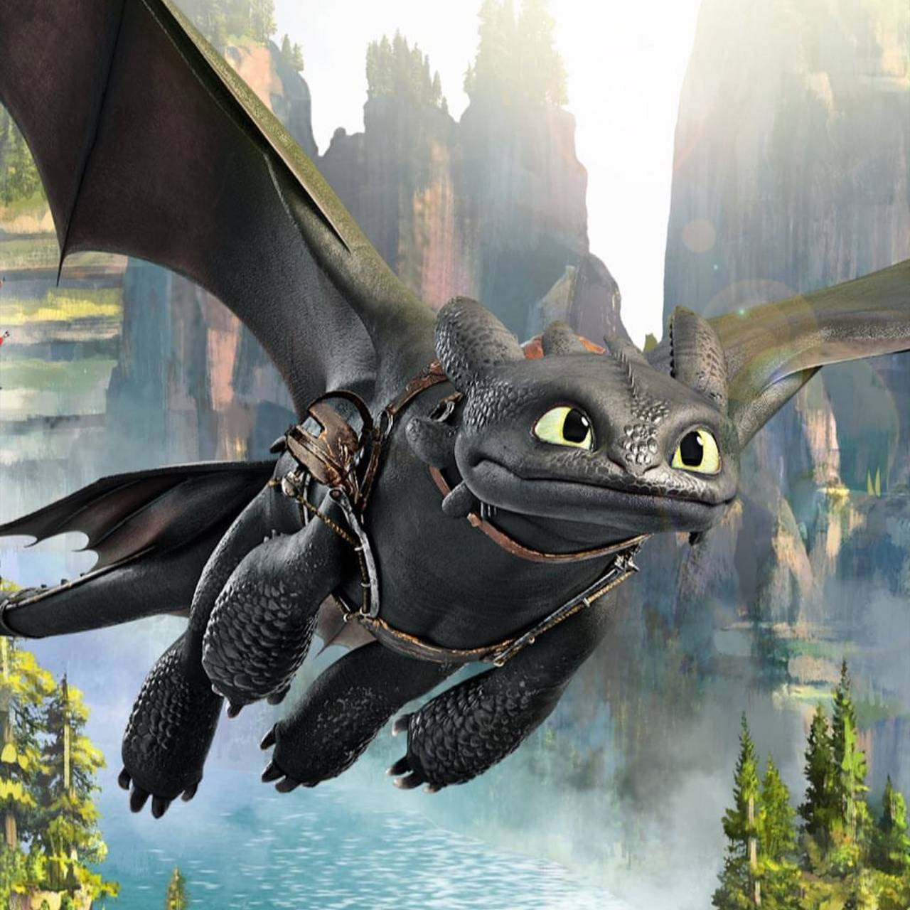 HTTYD3 Toothless