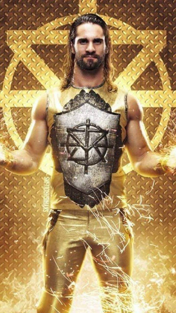 Seth Rollins Wallpaper By Heavenhancock2002 86 Free On