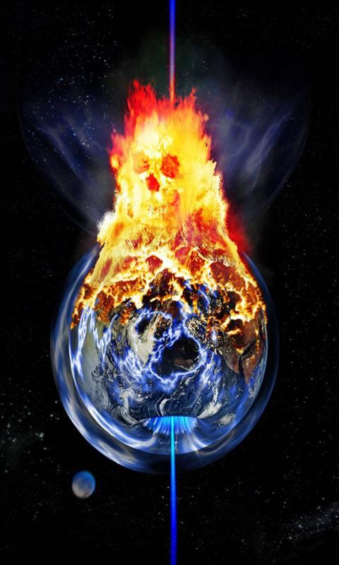 Earth Flames