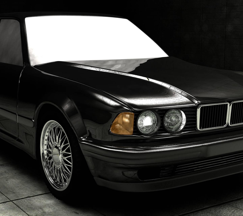 Vintage 7 BMW