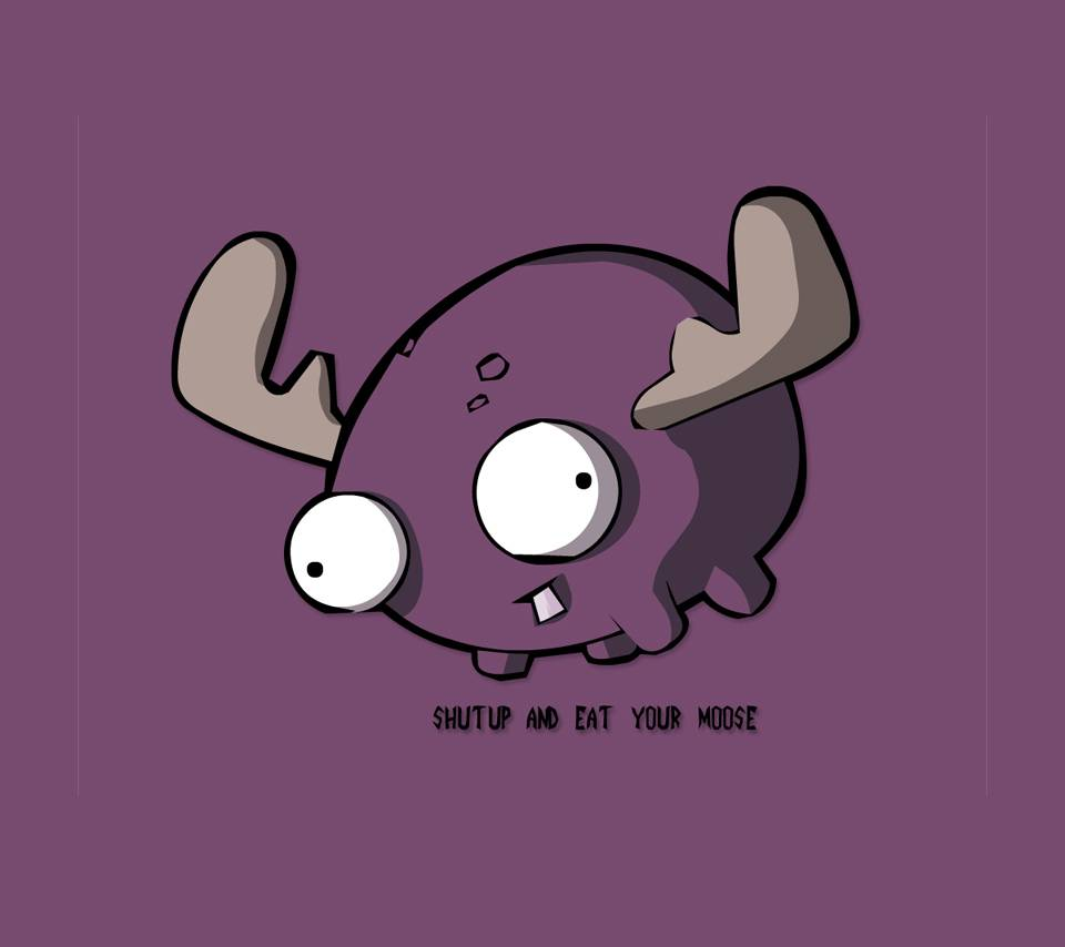 Eat Your Moose