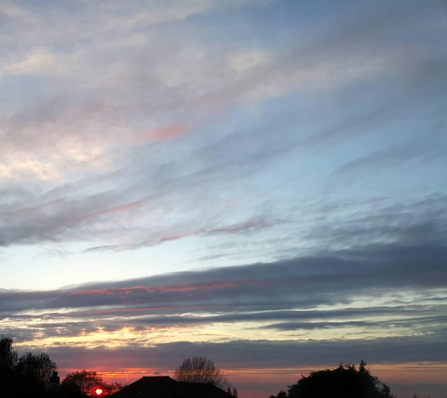 UHD Sunset