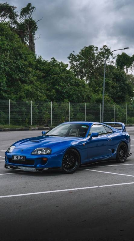 Toyota Supra Wallpapers Free By Zedge