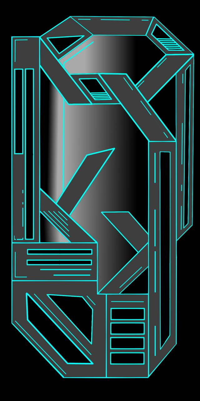 Alien Key Card 3