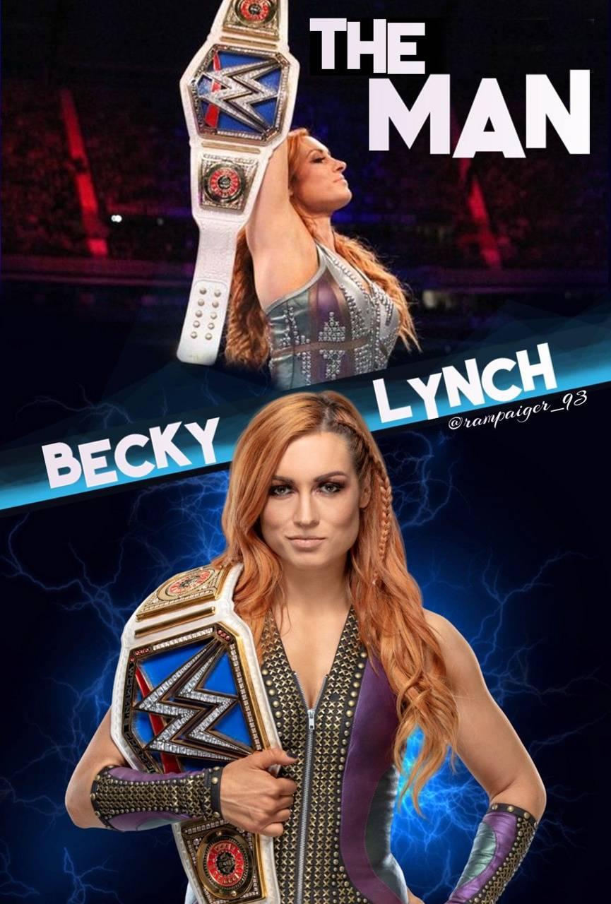 The Man Becky Lynch wallpaper by