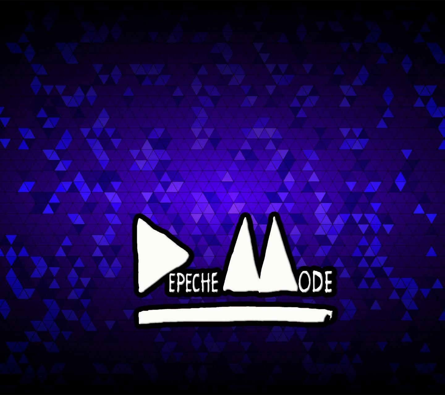 Depeche Mode logo