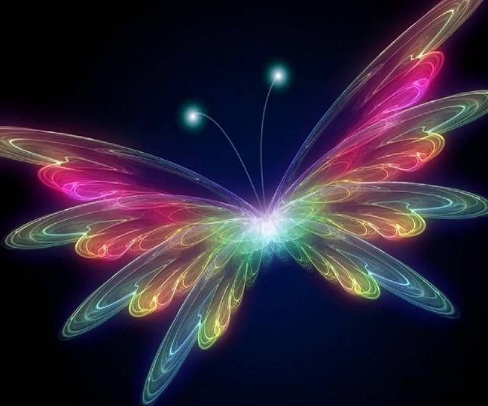 Glittering Butterfly