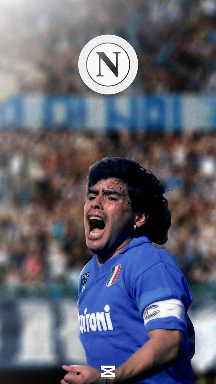 Diego Maradona Hd Wallpaper By Ilbdp 06 Free On Zedge