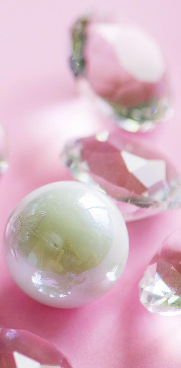 Pearl and Diamond