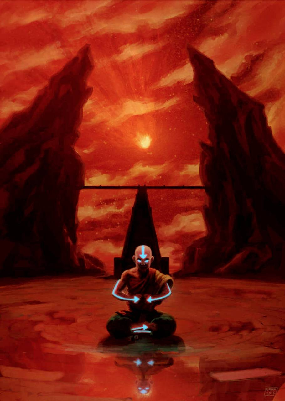 Avatar Aang Wallpaper By Grumpy Monk 64 Free On Zedge