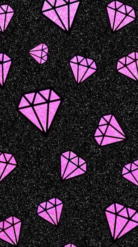 Pink Diamond Wallpapers Free By Zedge