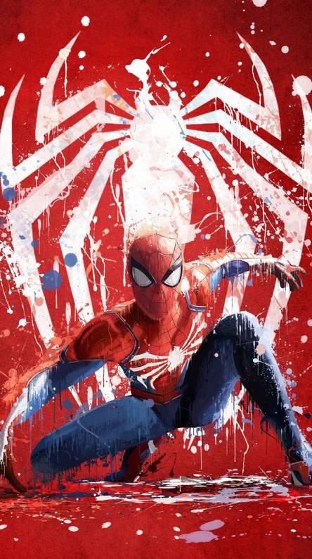 Spider-Man Splash