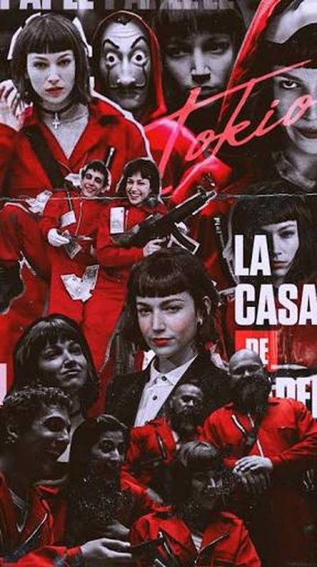 La Casa De Papel Ringtones And Wallpapers Free By Zedge