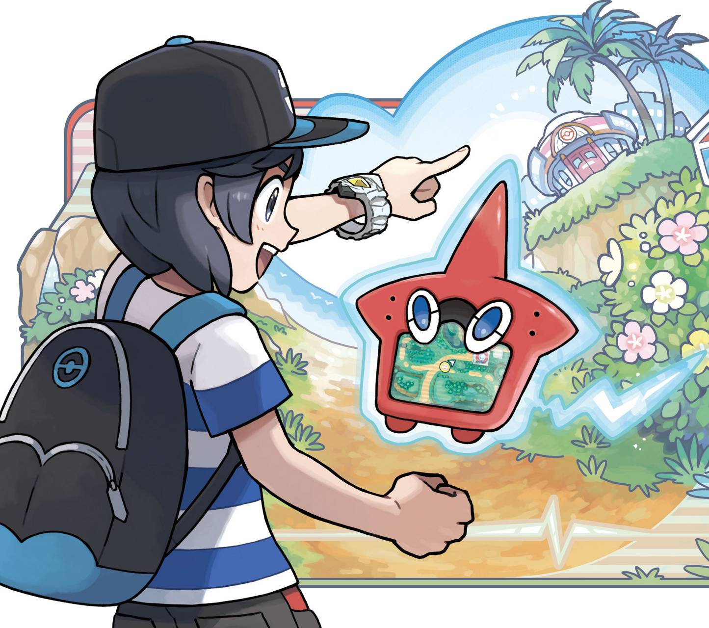 Pokemon Alola