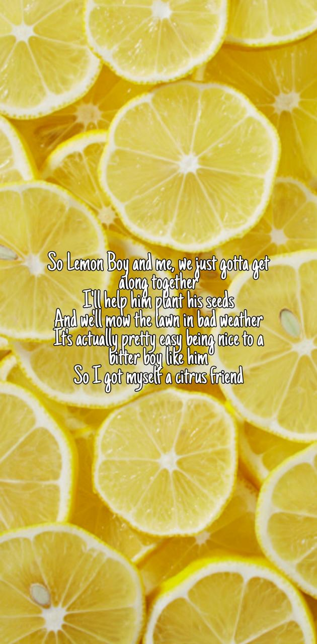 Lemon Boy Cavetown