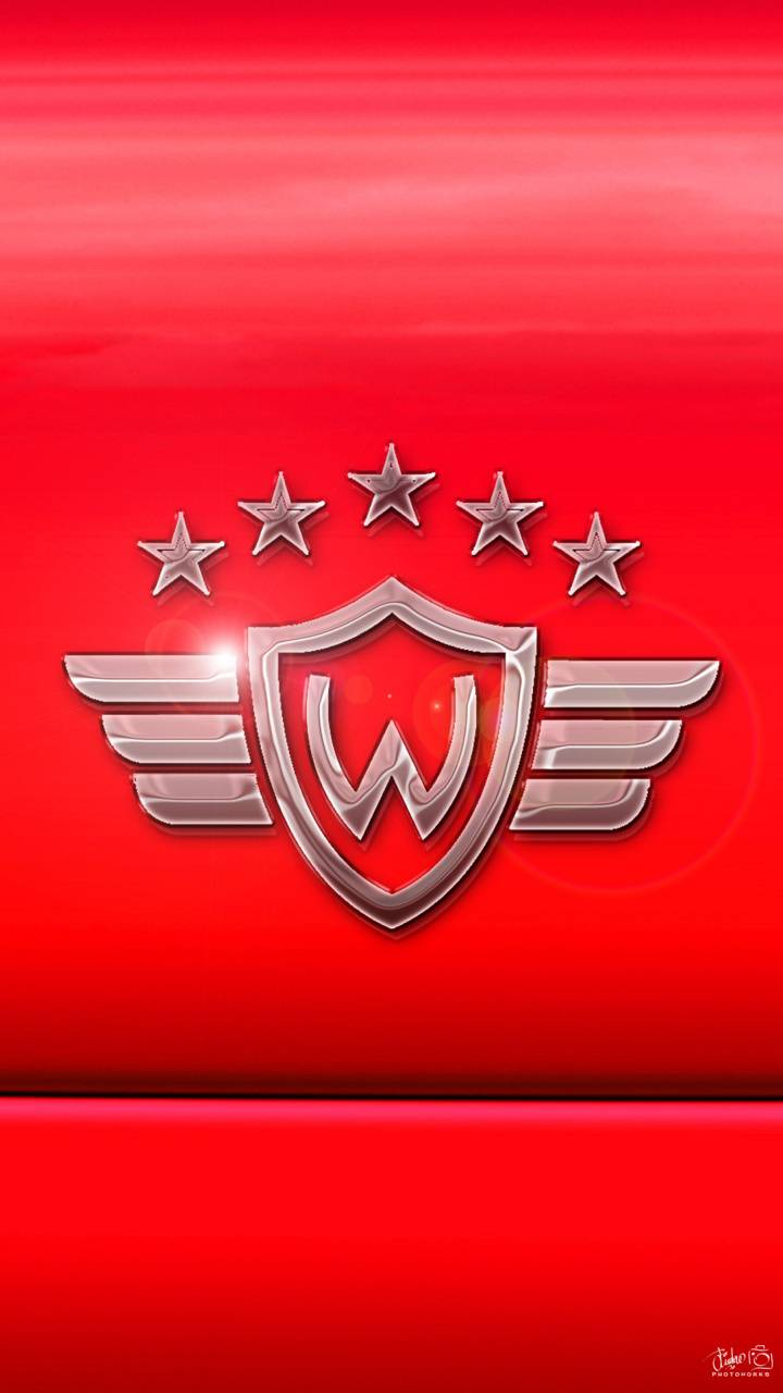 Wilster Car Badge