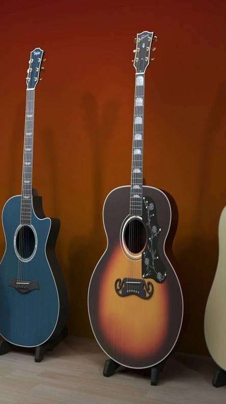 Guitars Hd