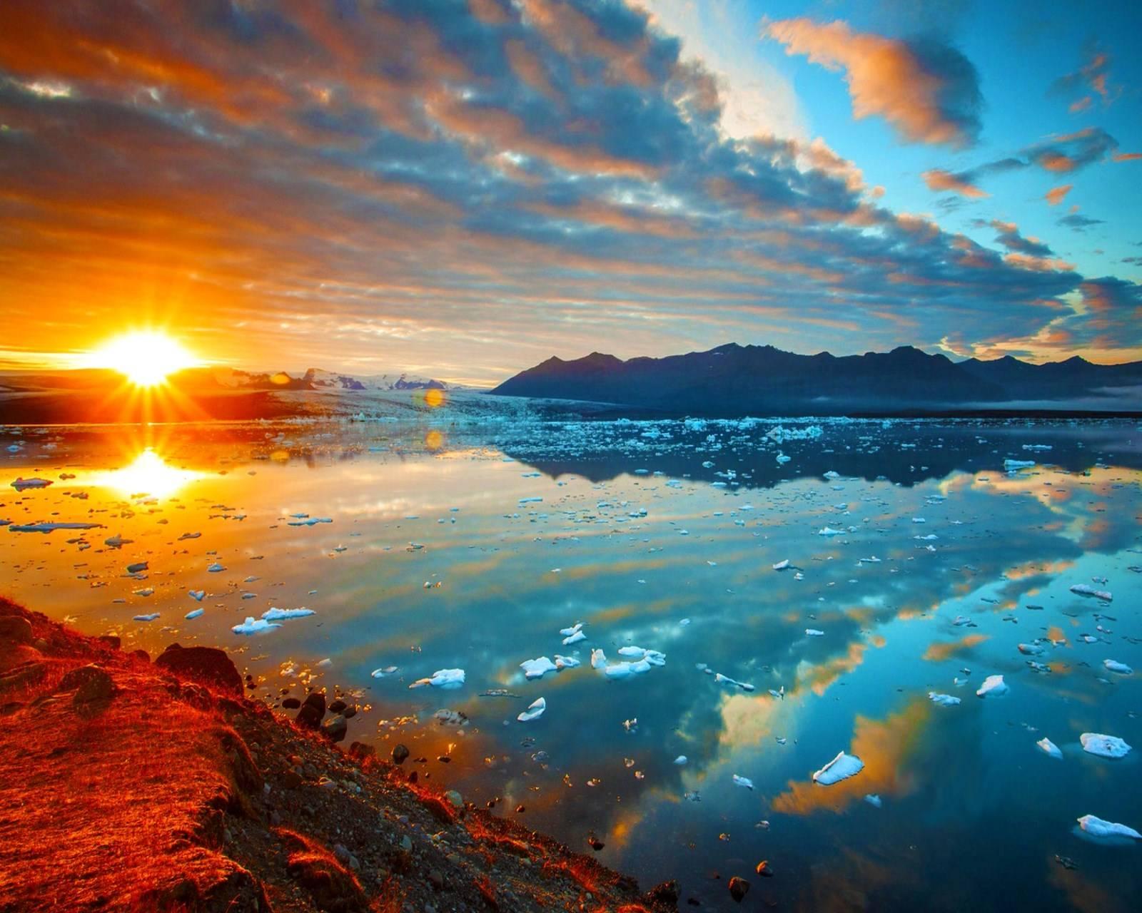 Natural Glacier