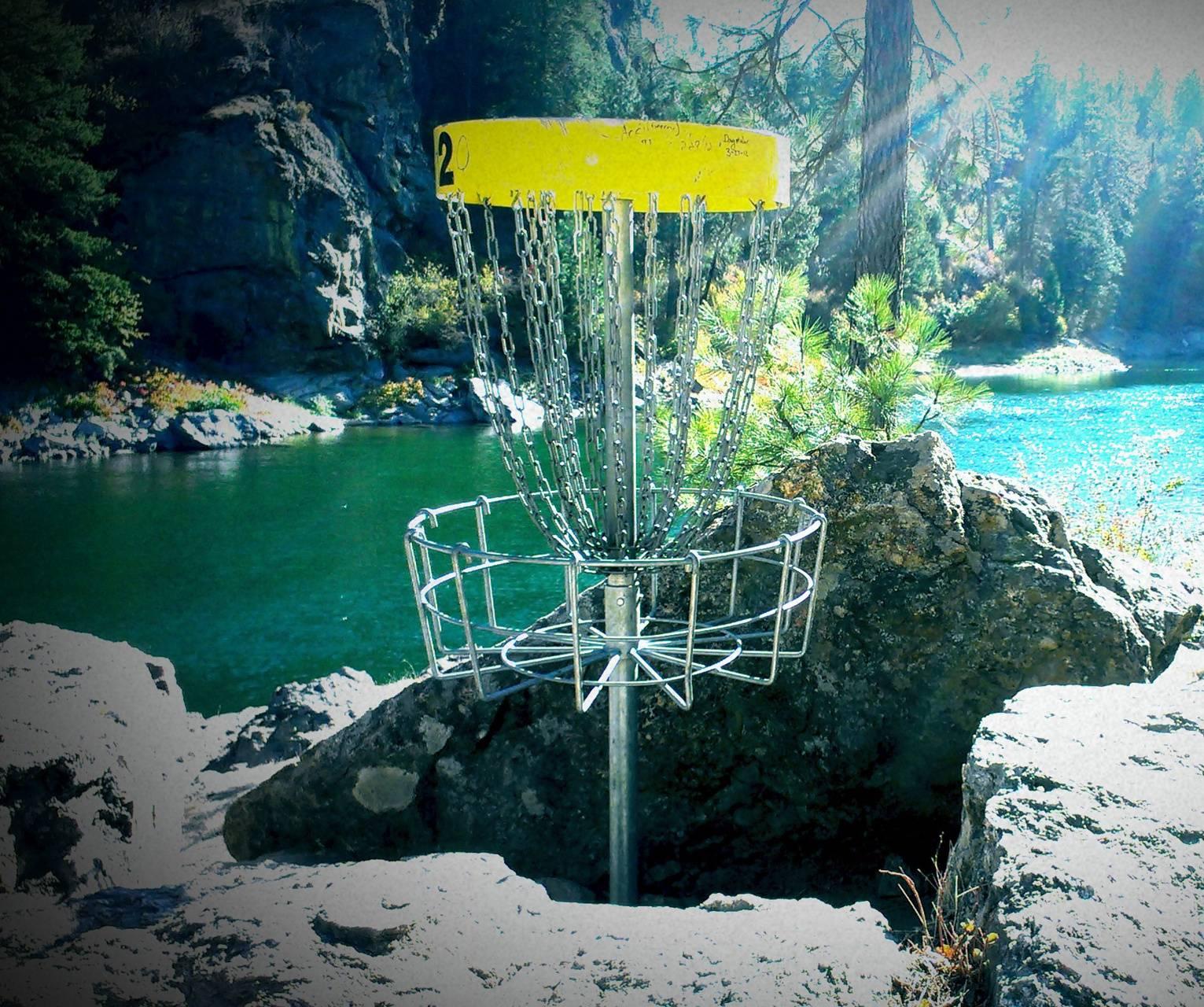 Disc Golf wallpaper by _pancake - fc