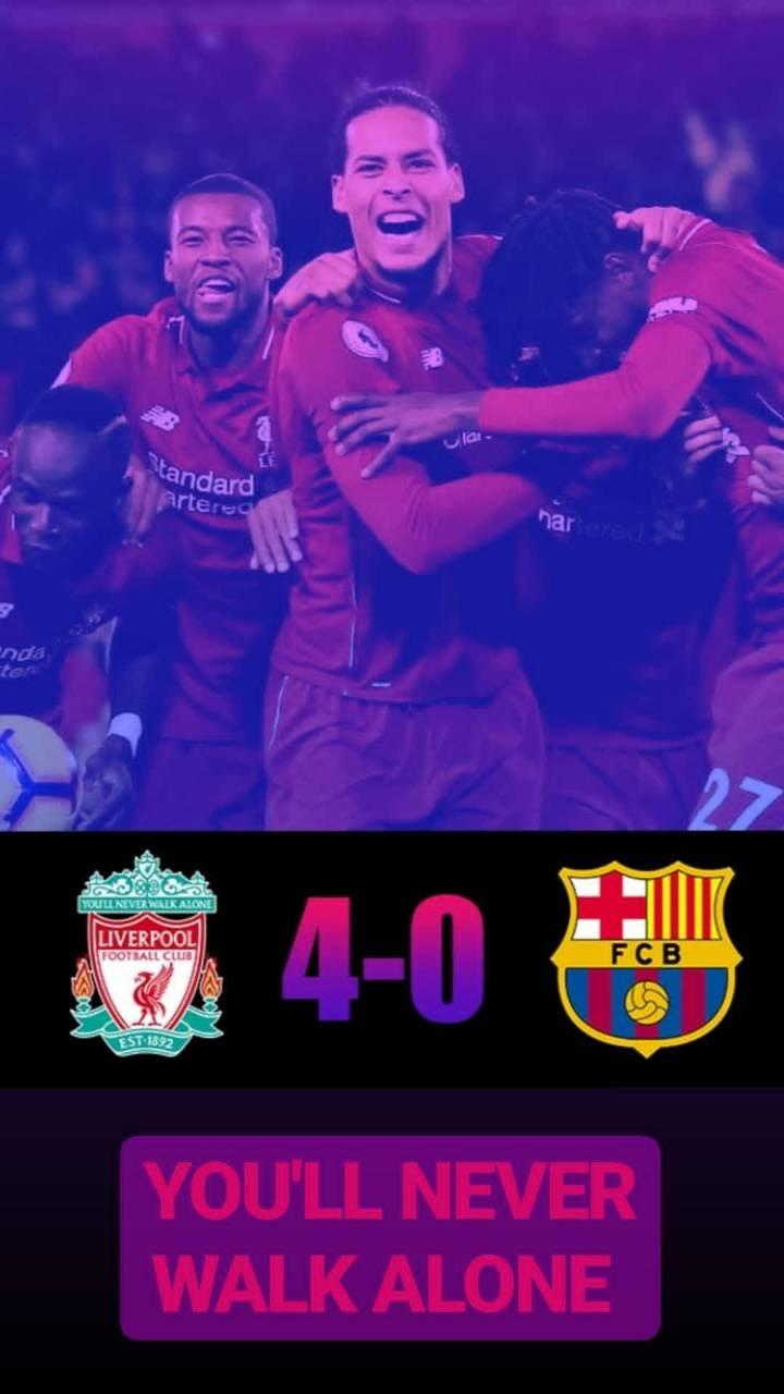 Terrific Liverpool