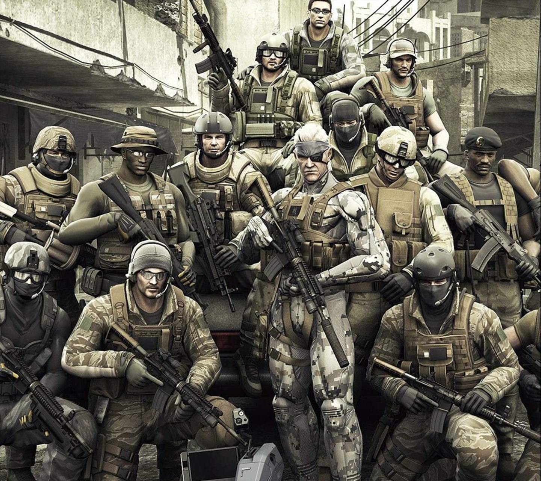 Metal Gear 4 GOP