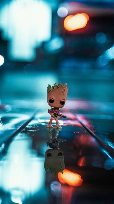 Baby Groot Wallpapers Free By Zedge