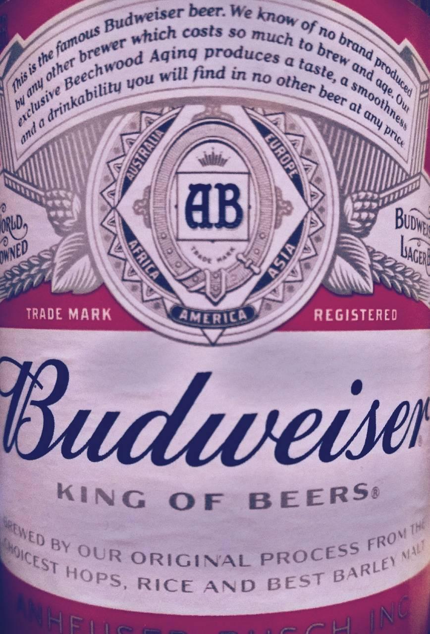 Beer Budweiser