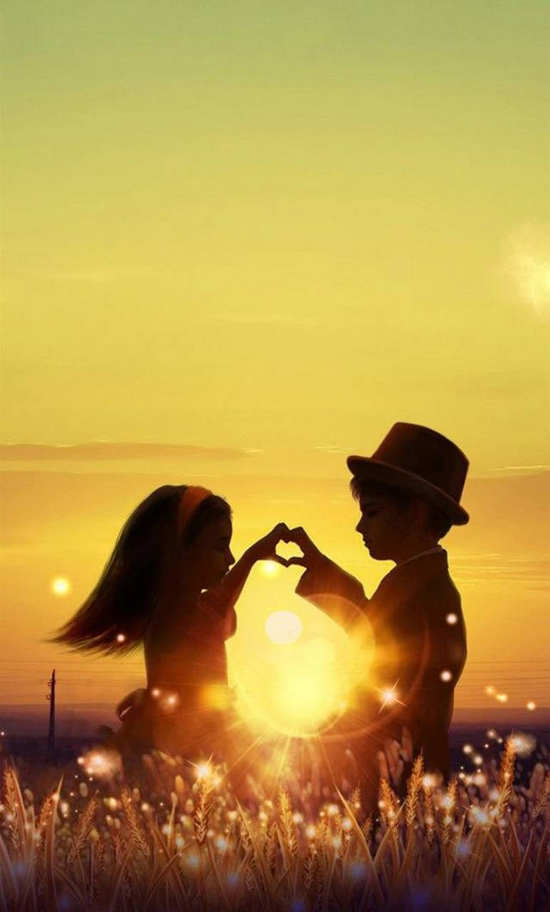 Cute Lovers Wallpaper By M Phenomenal 2f Free On Zedge