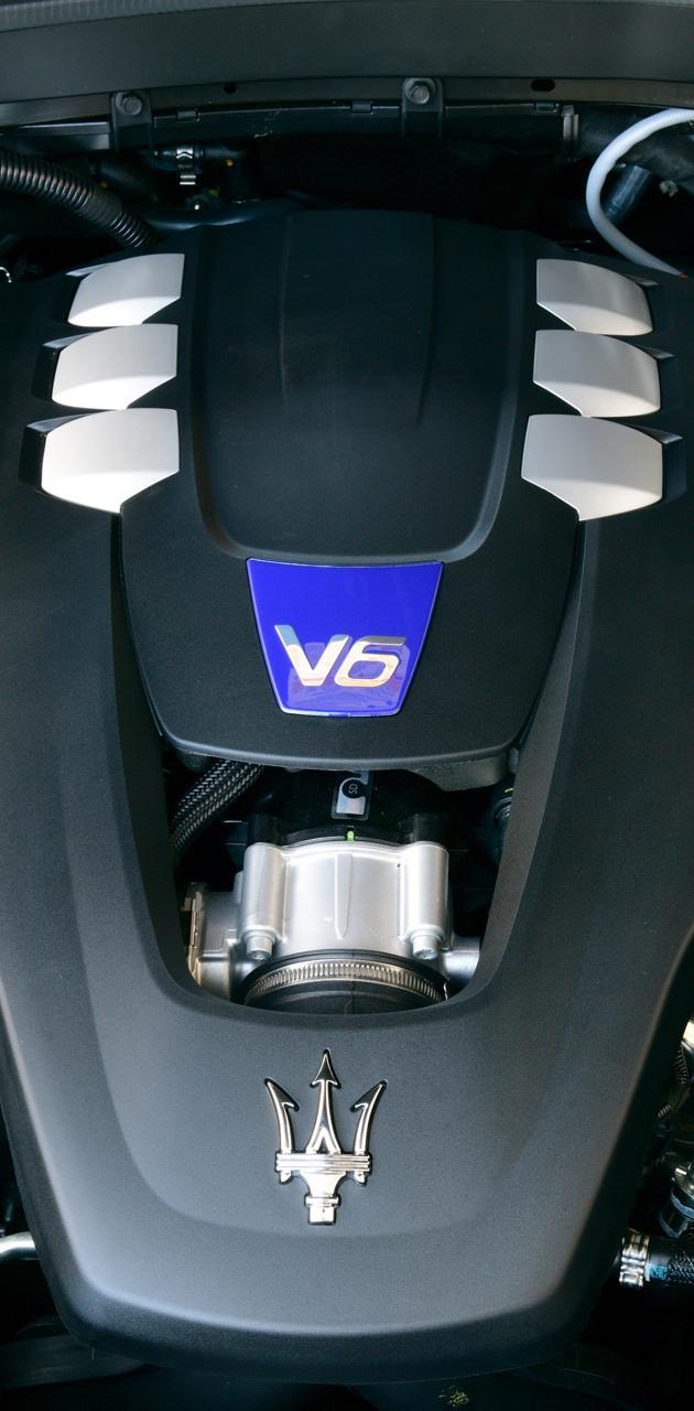 Maserati Engine V6