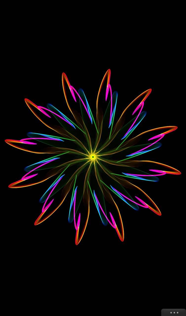 Neon Flower HD